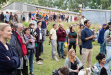 9 Konzertgäste beim Sommerfest von Libken e.V.